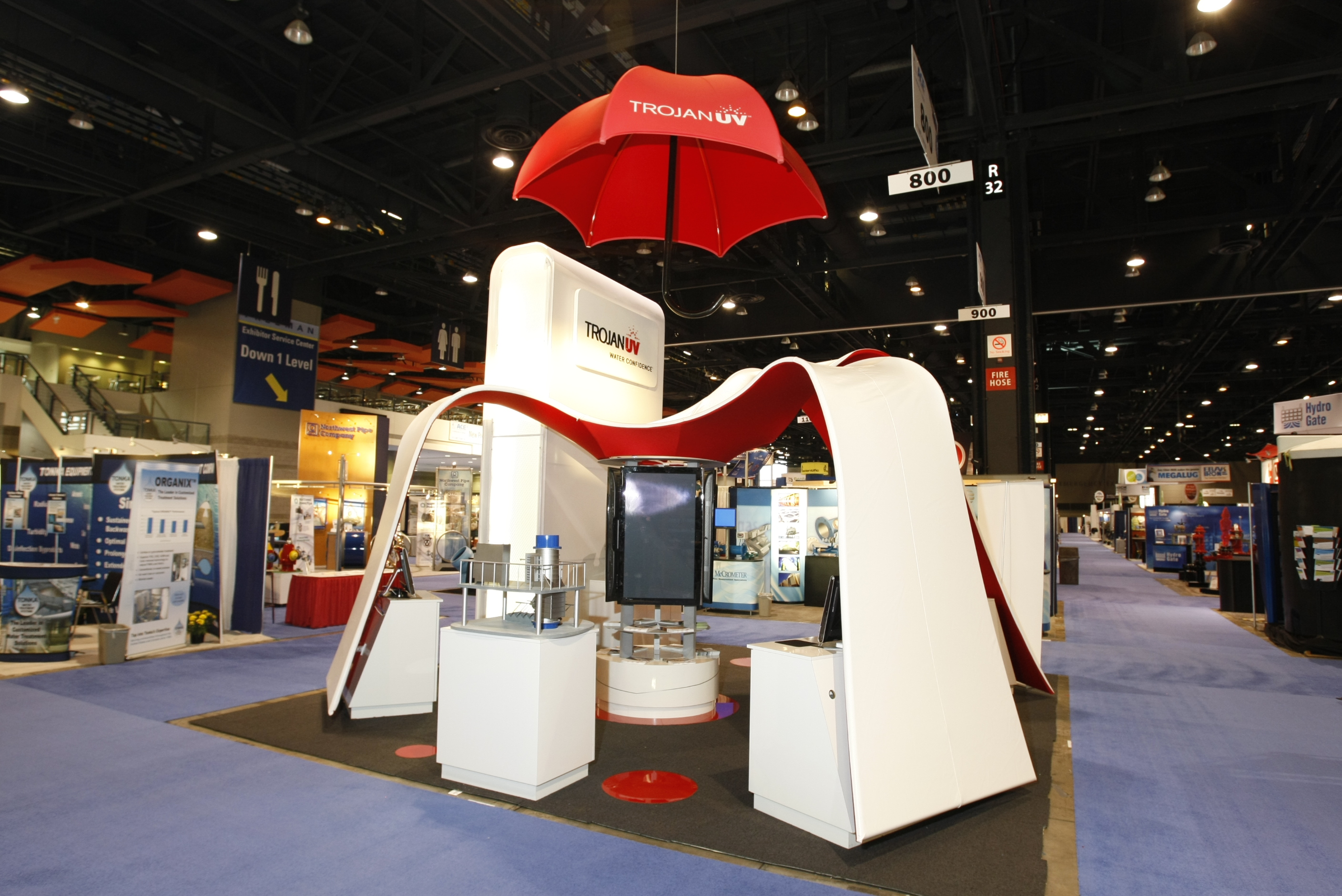 News & Headlines - Trojan Wins Gold For Best Tradeshow Booth